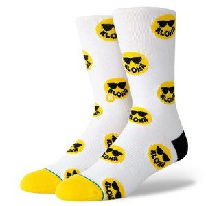 NWT Aloha Smiles Socks